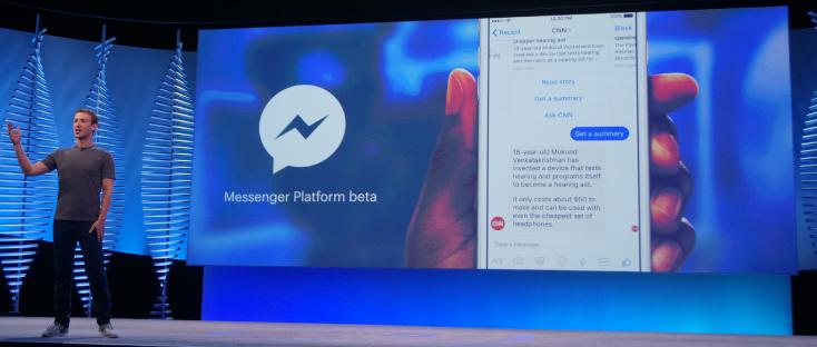 شرح إنشاء بوت لماسنجر الفيس بوك مجانا
